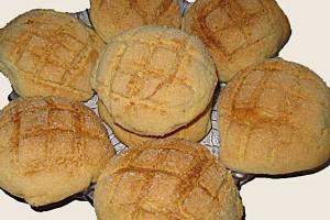 Булочки с фасолевой пастой сладким картофелем и яблоком