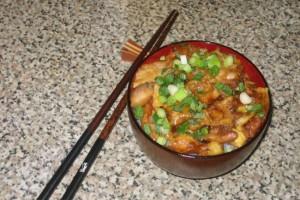 Ояко-дон – то, чем гордится традиционная японская кухня