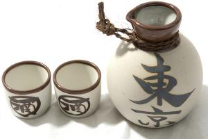 Сакэ - рисовое японское вино