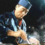 Японский повар
