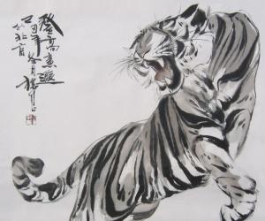 Тигр ?