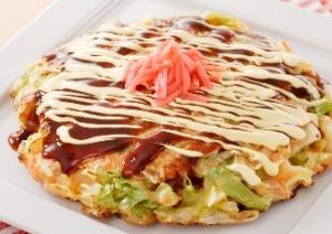 Пицца, по-японски - Окономияки