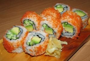 Суши, роллы, макидзуси